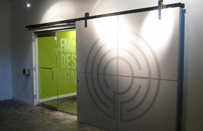 FMG Entry Door