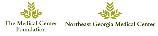 Northeast Georgia Medical Center and Medical Foundation Logos