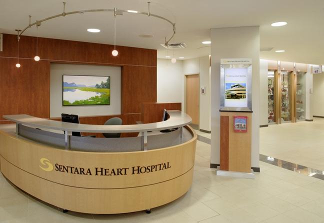 Fmg Design Inc 187 Sentara Heart Hospital Norfolk Virginia