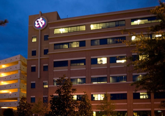 Bon Secours Community Hospital >> FMG Design, Inc. » St. Vincent's Hospital – Birmingham, Alabama