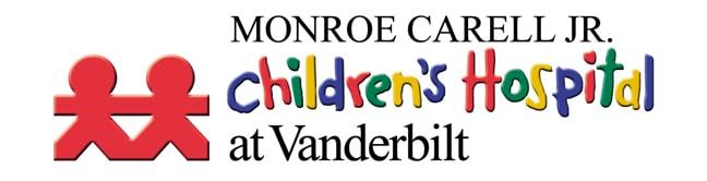 Monroe Carell Jr. Children's Hospital at Vanderbilt - Logo