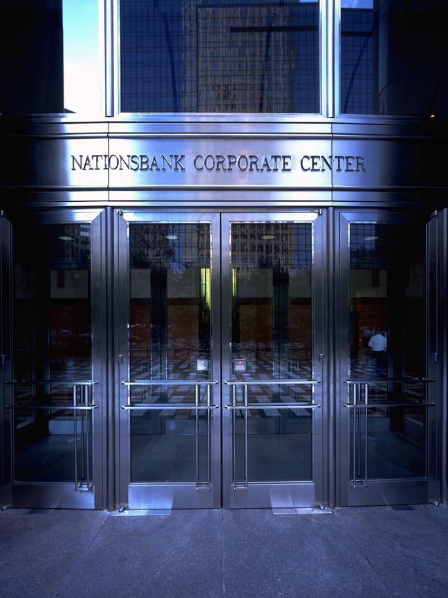 fmg design  inc   u00bb bank of america corporate center