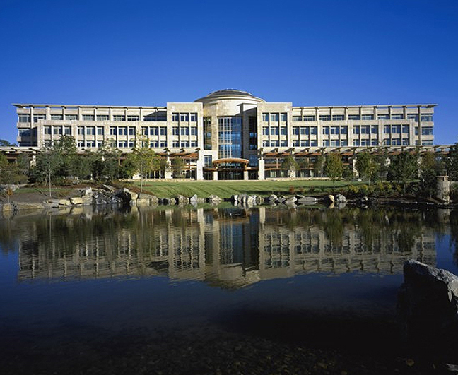 FMG Design, Inc. » TIAA-CREF Southern Operations Center