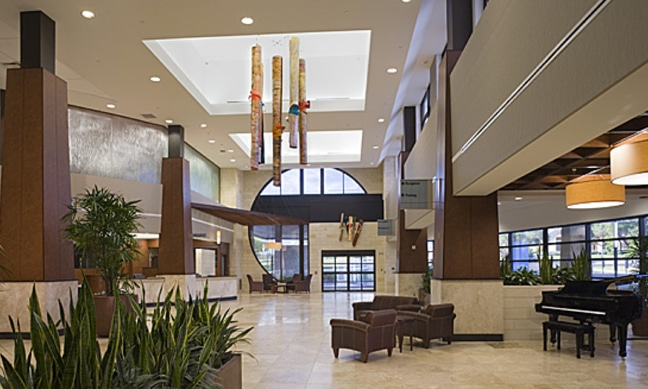 Fmg Design Inc 187 North Central Baptist Hospital San