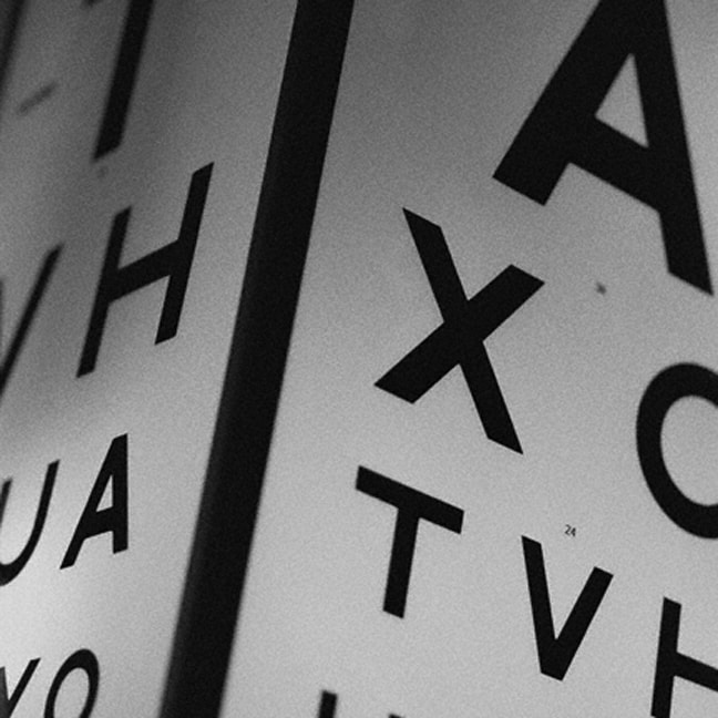 Vanderbilt Eye Institute - Vision Chart Photo