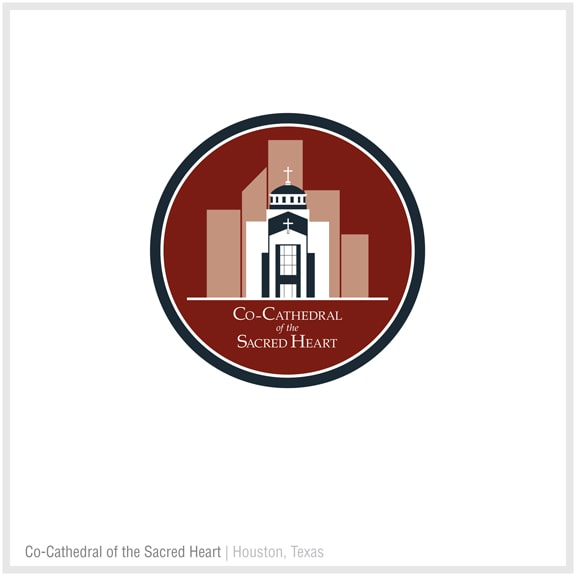 FMG Logo: Co-Cathedral of the Sacred Heart | Houston, Texas