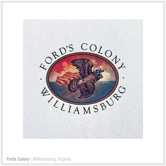 FMG Logo: Fords Colony | Williamsburg, Virginia