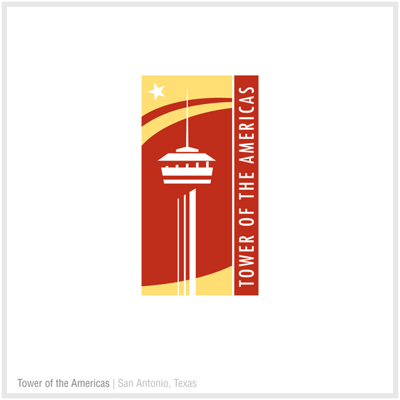 FMG Logo: Tower of the Americas | San Antonio