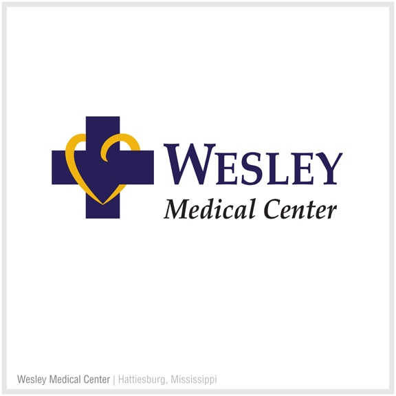 FMG Logo: Wesley Medical Center | Hattiesburg, Mississipi