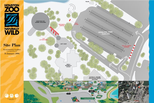 HZ_Houston Zoo_Site Plan