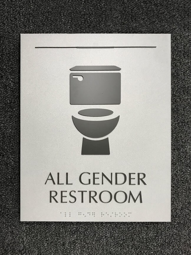 RU_Rice University Gender Inclusive_RRP.Q2 Restroom Plaque
