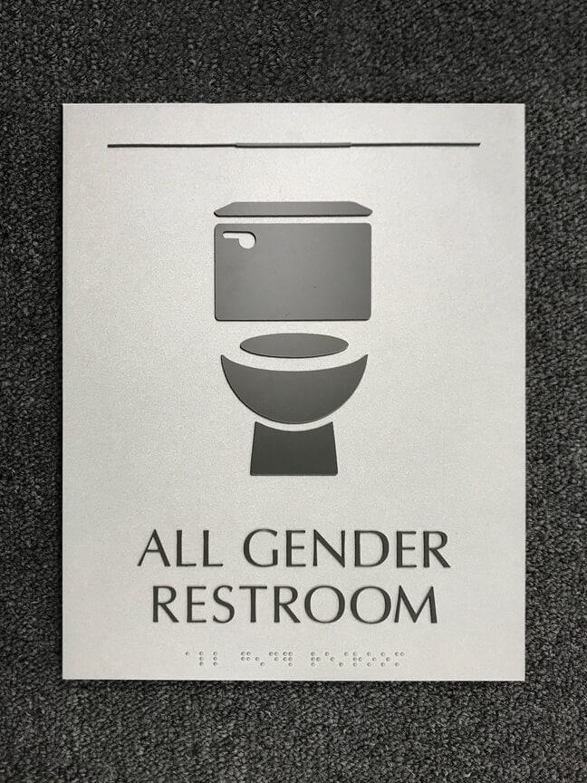 RU_Rice University Gender Inclusive_RRP.Q2 Restroom Plaque