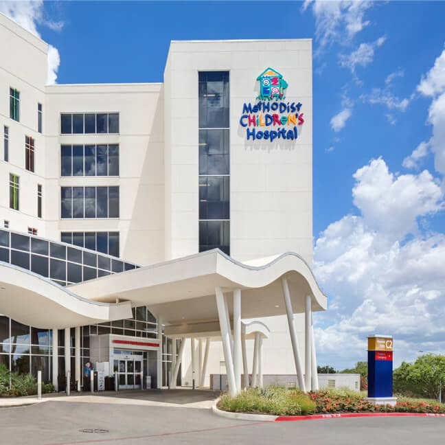 Methodist Children's Hospital San Antonio