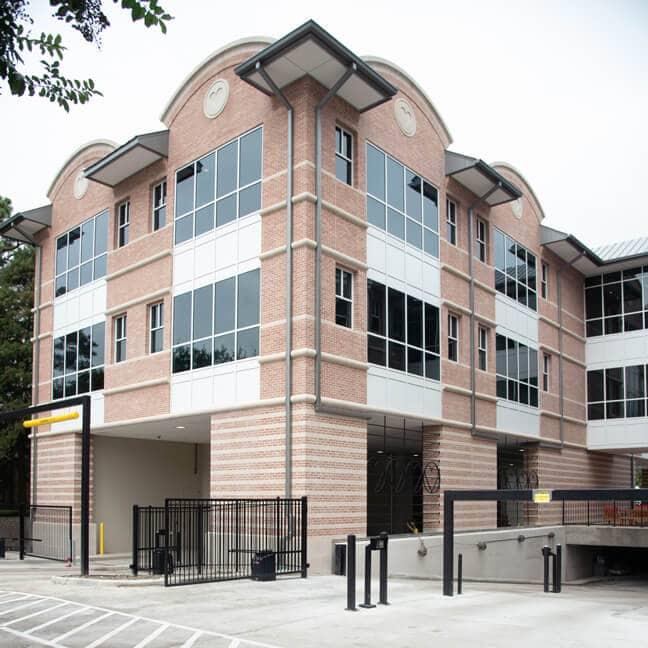 Ronald McDonald House Houston - Exterior Building